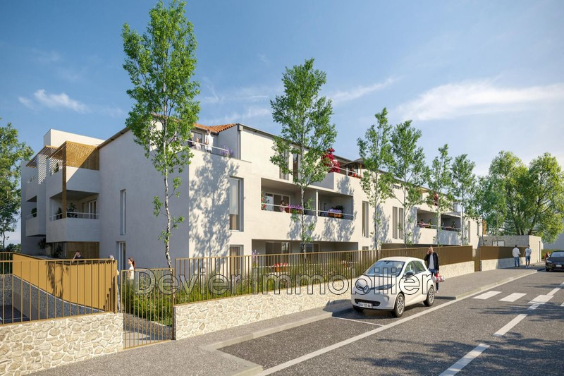 Appartement Vendargues Vendargues,   achat appartement  3 pièces   60m²