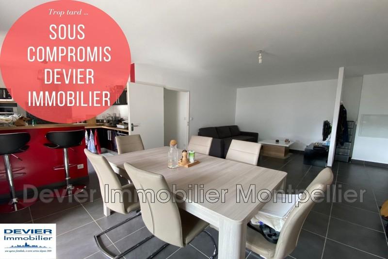 Appartement Montpellier Richter,   achat appartement  3 pièces   64m²
