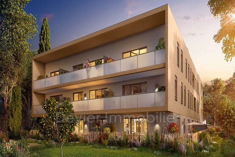 Appartement Montpellier Hôpitaux facultés,   achat appartement  3 pièces   60m²
