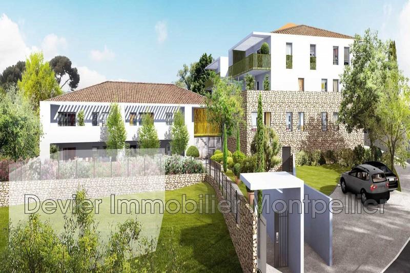 Appartement Saint-Aunès Vendargues,   achat appartement  4 pièces   88m²