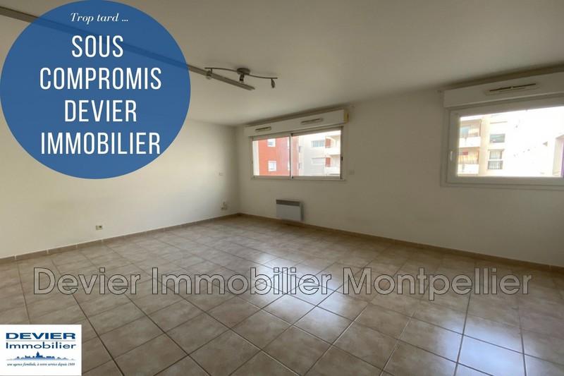 Appartement Montpellier Hôpitaux facultés,   achat appartement  1 pièce   35m²