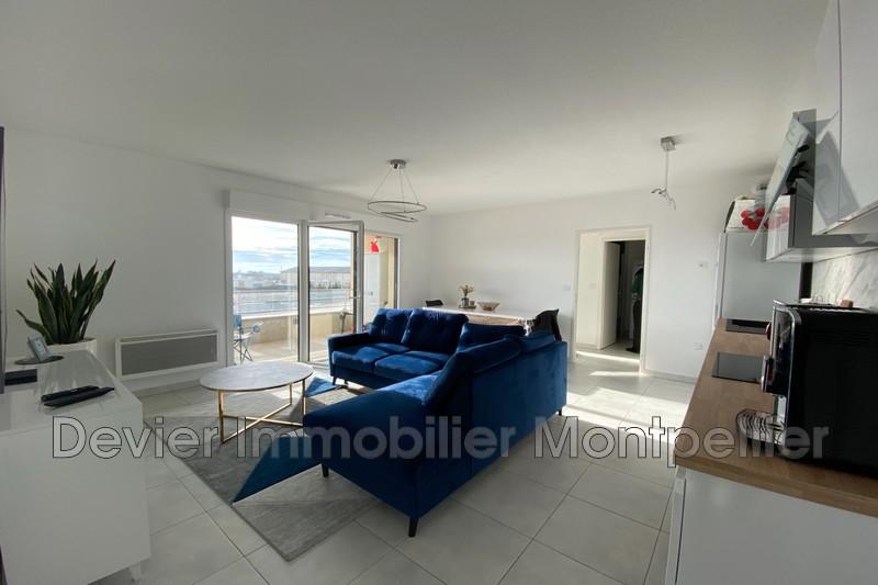 Appartement Montpellier Près d'arènes,   achat appartement  3 pièces   64m²