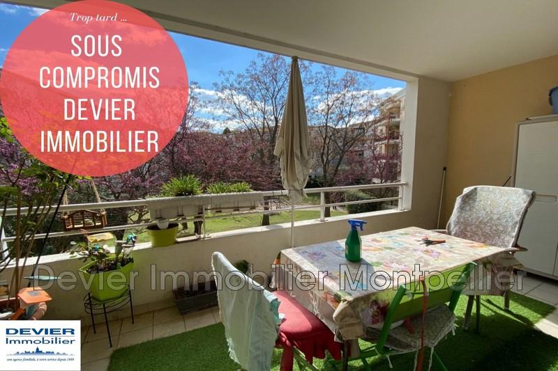 Appartement Montpellier Richter,   achat appartement  3 pièces   71m²