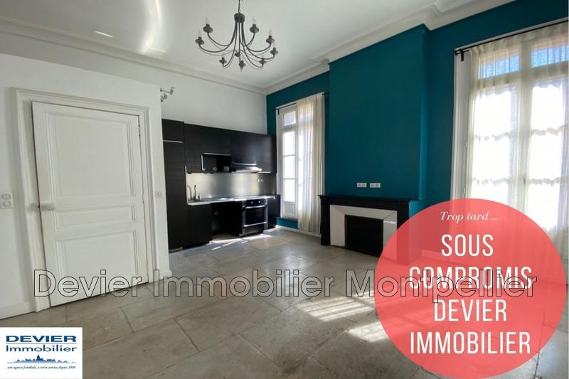 Appartement Montpellier Clémenceau,   achat appartement  2 pièces   35m²