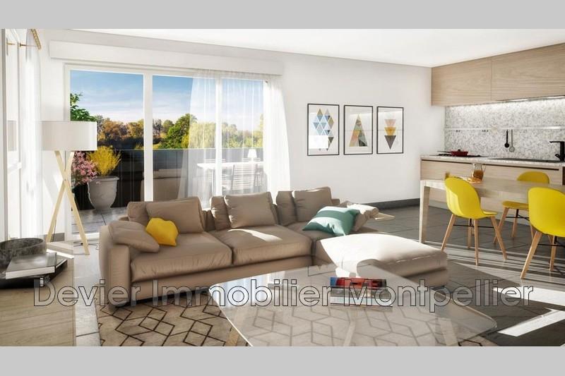 Appartement Lattes Lattes,   achat appartement  2 pièces   40m²