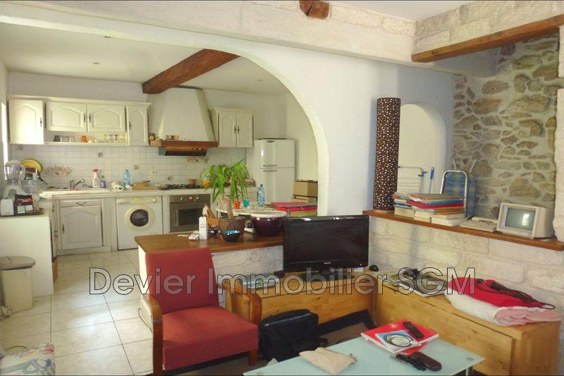 Maison de village Montpellier Centre-ville,  Location maison de village  2 chambres   64m²