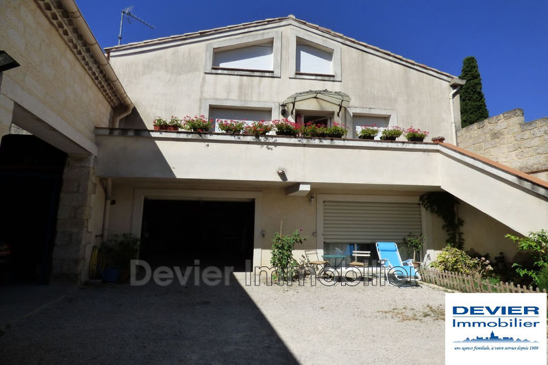 Photo n°1 - Location maison de village Lunel-Viel 34400 - 1 450 €