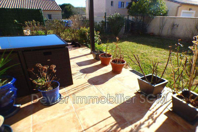 Photo n°1 - Location maison contemporaine Saint-Geniès-des-Mourgues 34160 - 1 222 €