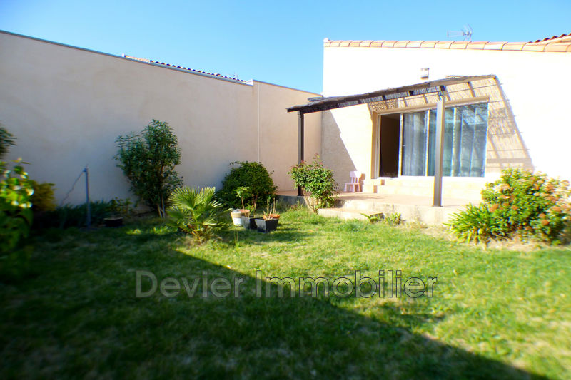 Photo n°3 - Location maison contemporaine Saint-Geniès-des-Mourgues 34160 - 1 222 €
