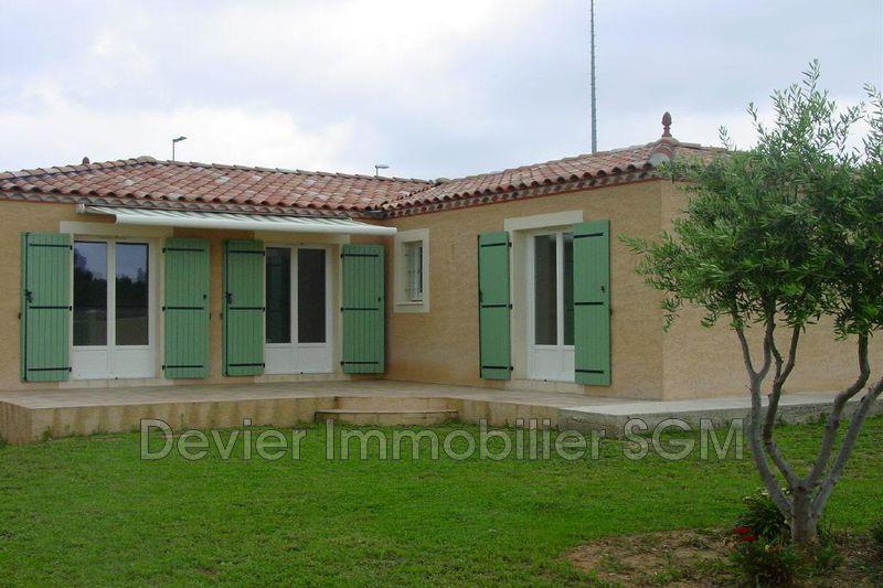Villa Saint-Geniès-des-Mourgues Castries,  Location villa  4 chambres   120m²