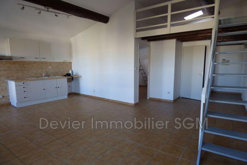 Appartement Saint-Geniès-des-Mourgues Castries,  Location appartement  2 pièces   50m²