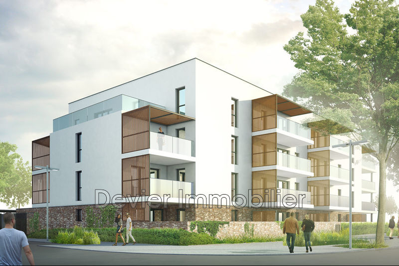 Appartement Marsillargues Marsillargues,   achat appartement  4 pièces   79m²