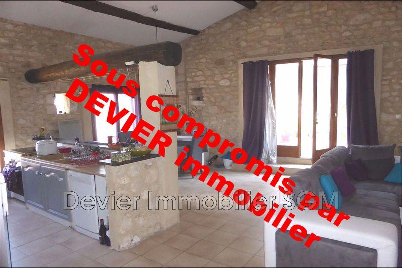 Maison de village Saint-Geniès-des-Mourgues Castries,   achat maison de village  2 chambres   100m²
