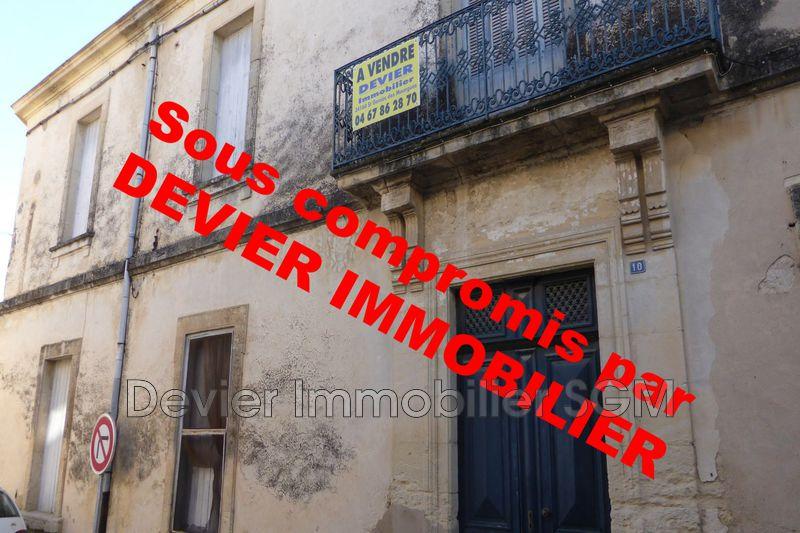 Maison de village Saint-Drézéry Castries,   achat maison de village  4 chambres   200m²