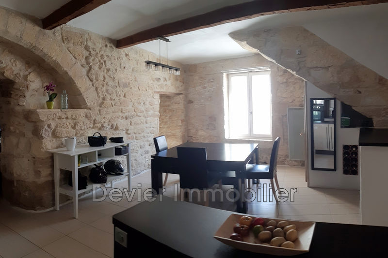 Maison de village Saint-Geniès-des-Mourgues Castries,   achat maison de village  2 chambres   105m²