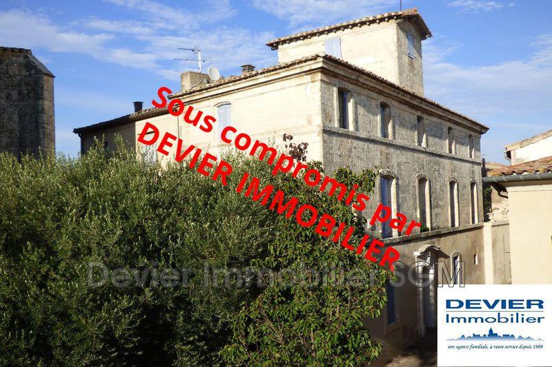 Hôtel particulier Saint-Geniès-des-Mourgues Castries,   achat hôtel particulier  5 chambres   240m²