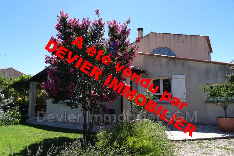 Photo n°1 - Vente Maison villa Saint-Geniès-des-Mourgues 34160 - 430 000 €