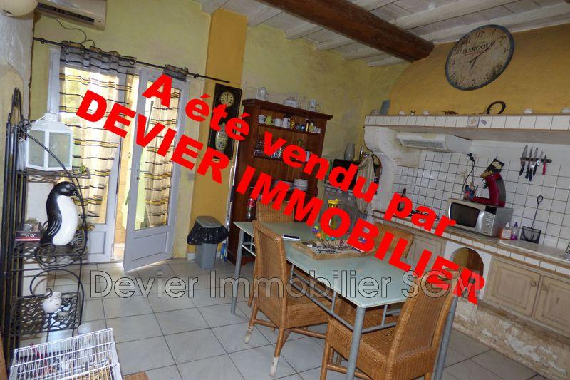 Maison de village Restinclières   achat maison de village  2 chambres   63m²