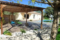 Photos  Maison Villa provençale à vendre Saint-Drézéry 34160