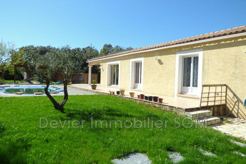 Villa provençale Galargues Village,   achat villa provençale  3 chambres   125m²
