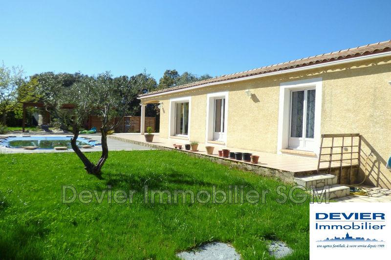 Villa provençale Buzignargues Village,   achat villa provençale  3 chambres   115m²