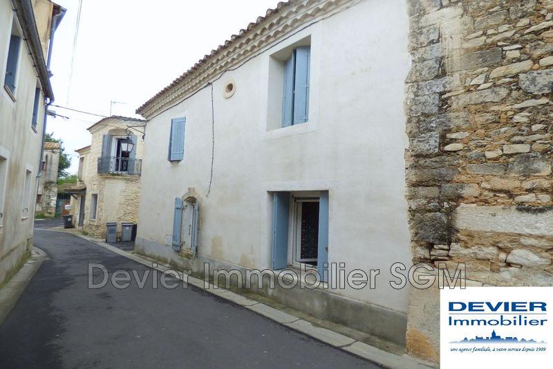 Maison de village Mudaison Village,   achat maison de village  3 chambres   109m²