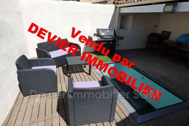 Maison de village Saint-Christol Village,   achat maison de village  3 chambres   107m²