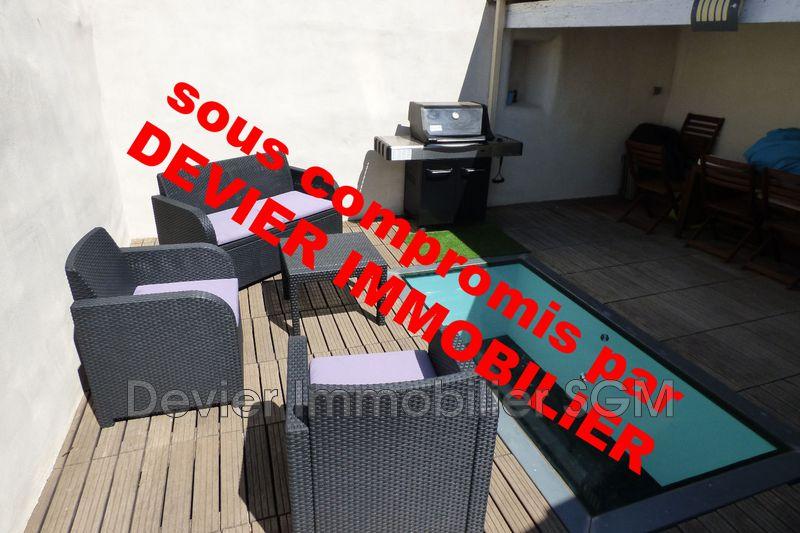 Maison de village Saint-Geniès-des-Mourgues Village,   achat maison de village  3 chambres   107m²