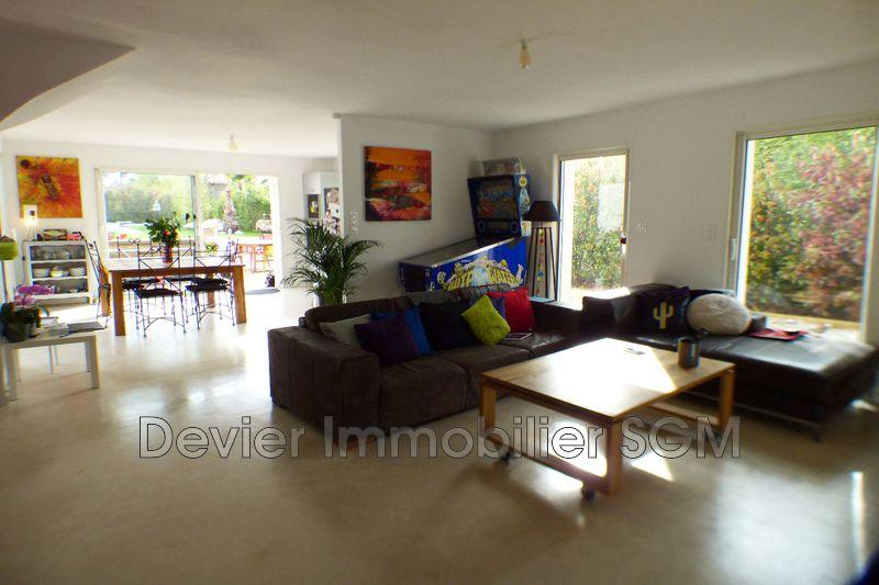 Photo n°1 - Vente Maison villa Saint-Drézéry 34160 - 435 000 €