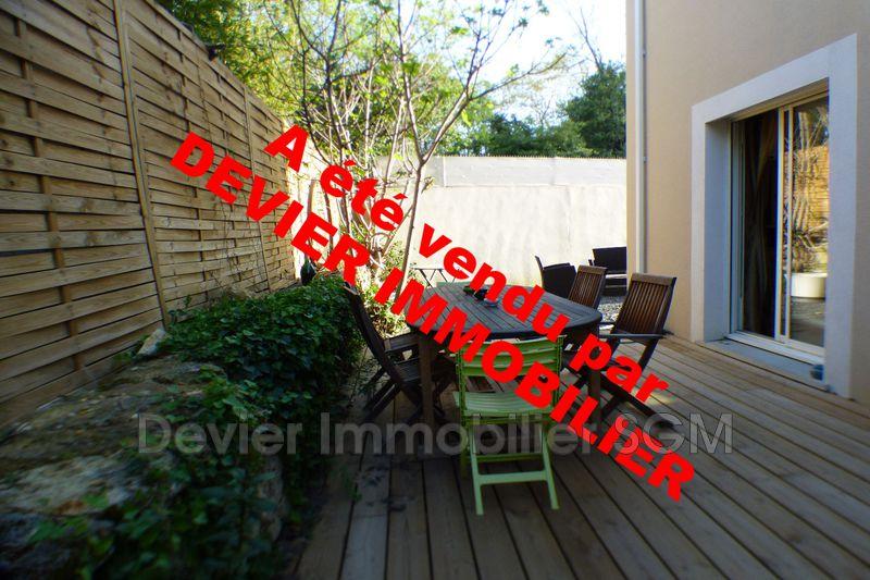 Villa Saint-Drézéry   achat villa  3 chambres   93m²