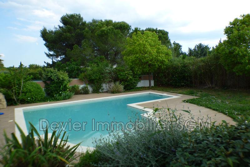 Photo Villa Saint-Geniès-des-Mourgues   achat villa  4 chambres   180m²