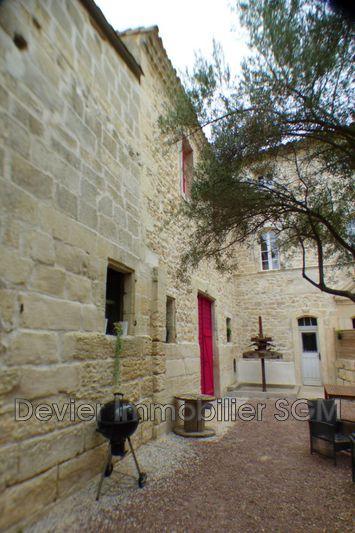 Photo Maison de maître Saint-Geniès-des-Mourgues Saint génies des mourgues,   achat maison de maître  5 chambres   244m²