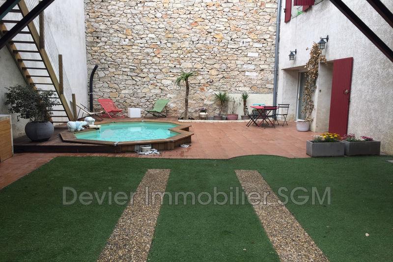 Maison de village Saint-Christol   achat maison de village  3 chambres   130m²