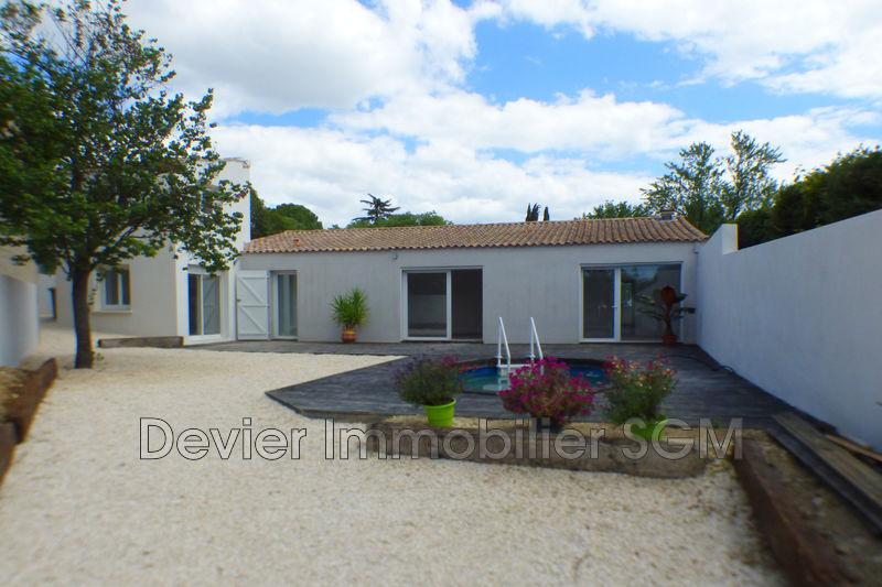 Villa Sussargues Castries,   achat villa  3 chambres   90m²