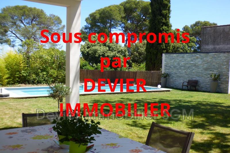Photo Maison contemporaine Castries   achat maison contemporaine  4 chambres   135m²