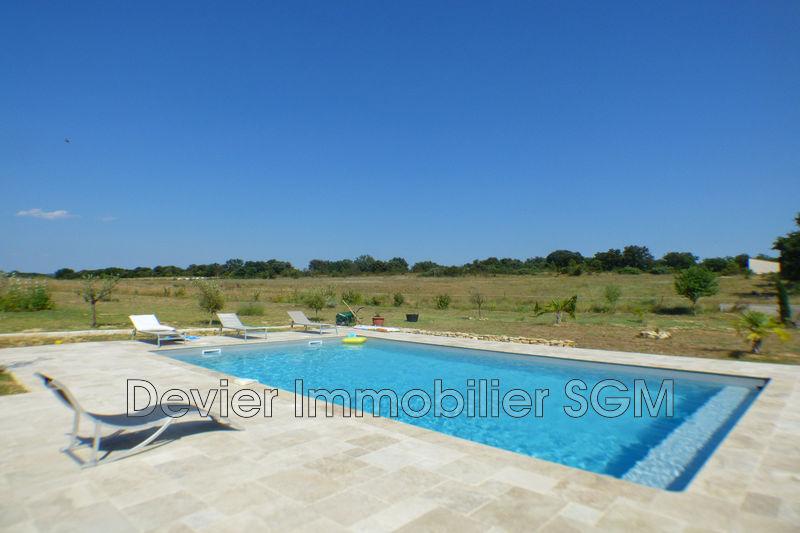 Villa Quissac   achat villa  4 chambres   120m²