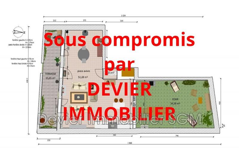 Maison de village Castries   achat maison de village  3 chambres   105m²