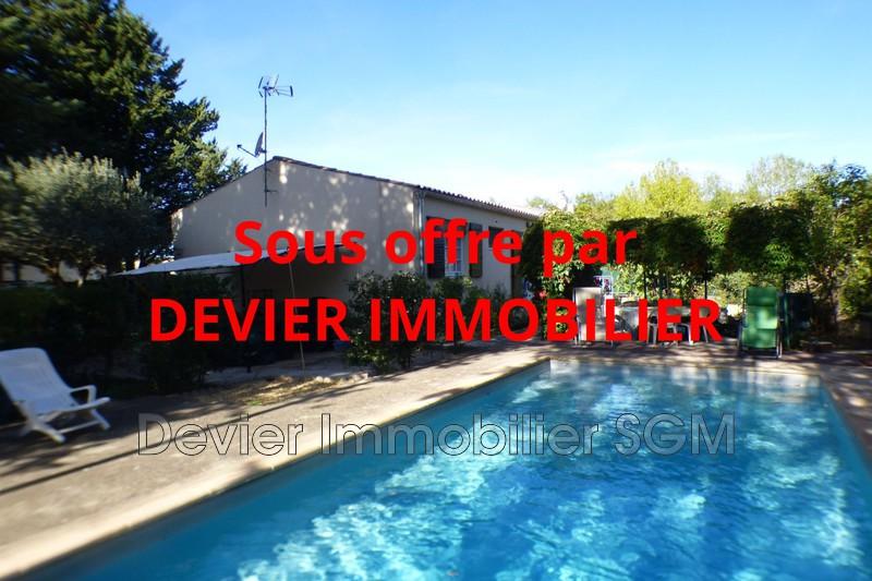 Villa Saint-Geniès-des-Mourgues   achat villa  2 chambres   78m²