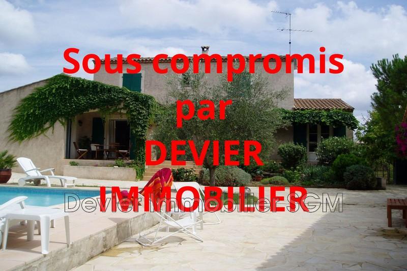 Villa Saint-Geniès-des-Mourgues   achat villa  5 chambres   159m²