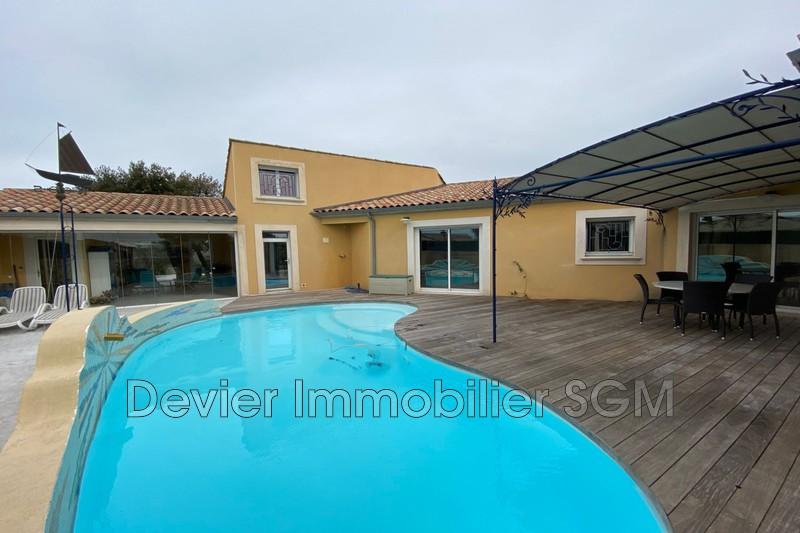 Photo n°2 - Vente maison contemporaine Castelnau-le-Lez 34170 - 832 000 €