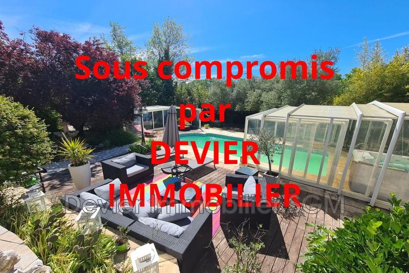 Villa Saint-Bauzille-de-Montmel Castries,   achat villa  3 chambres   187m²