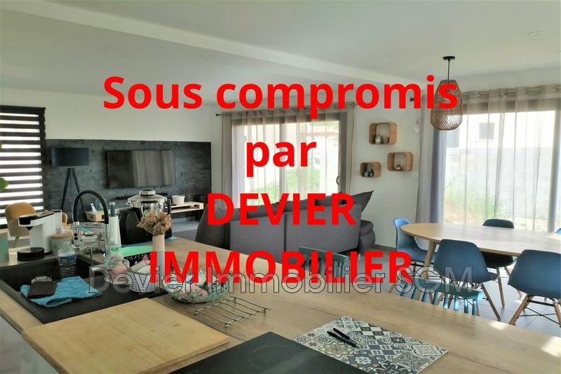 Villa Saint-Geniès-des-Mourgues Castries,   achat villa  3 chambres   107m²