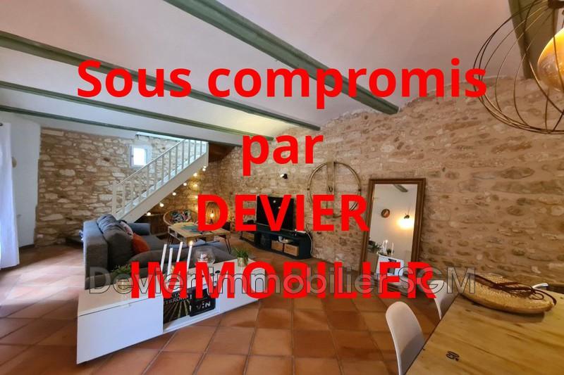 Maison de village Saint-Christol Saint génies des mourgues,   achat maison de village  3 chambres   105m²