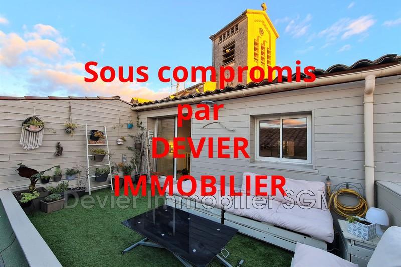 Maison de village Saint-Christol Saint génies des mourgues,   achat maison de village  3 chambres   90m²