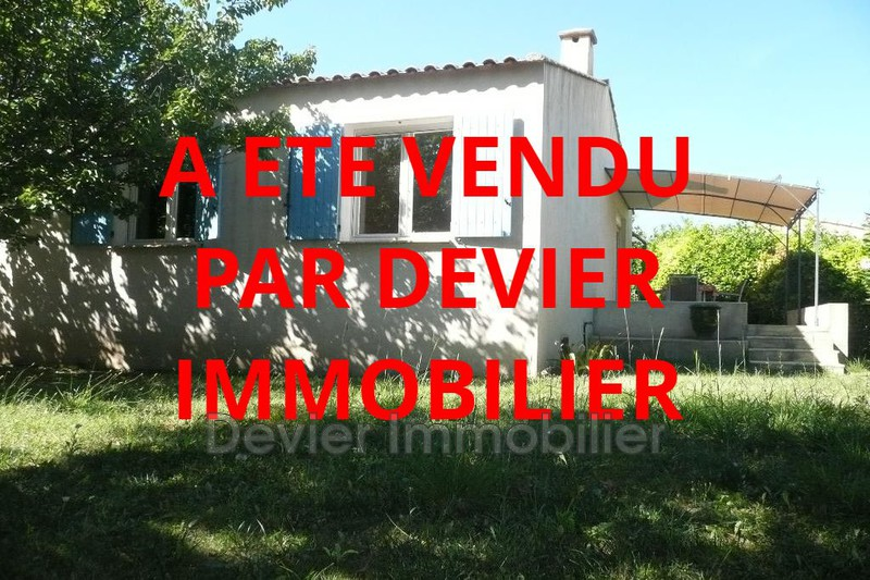 Photo Villa Saint-Geniès-des-Mourgues Castries,   achat villa  3 chambres   90m²