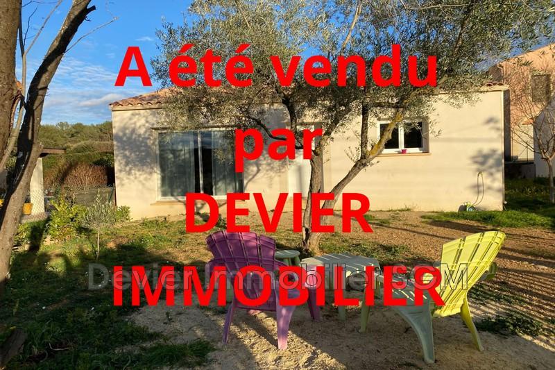 Villa entre-vignes   achat villa  2 chambres   82m²