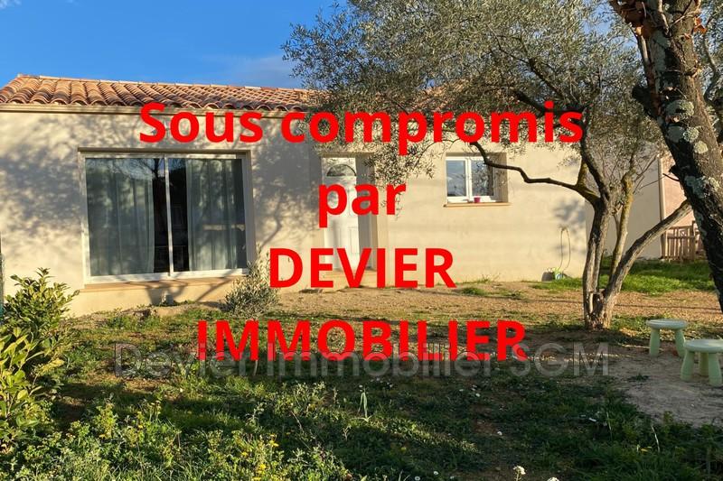 Villa Saint-Geniès-des-Mourgues   achat villa  2 chambres   82m²