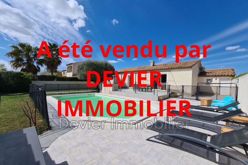 Villa Valergues   achat villa  3 chambres   100m²