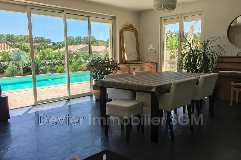 Villa Saint-Jean-de-Cornies Castries,   achat villa  3 chambres   120m²