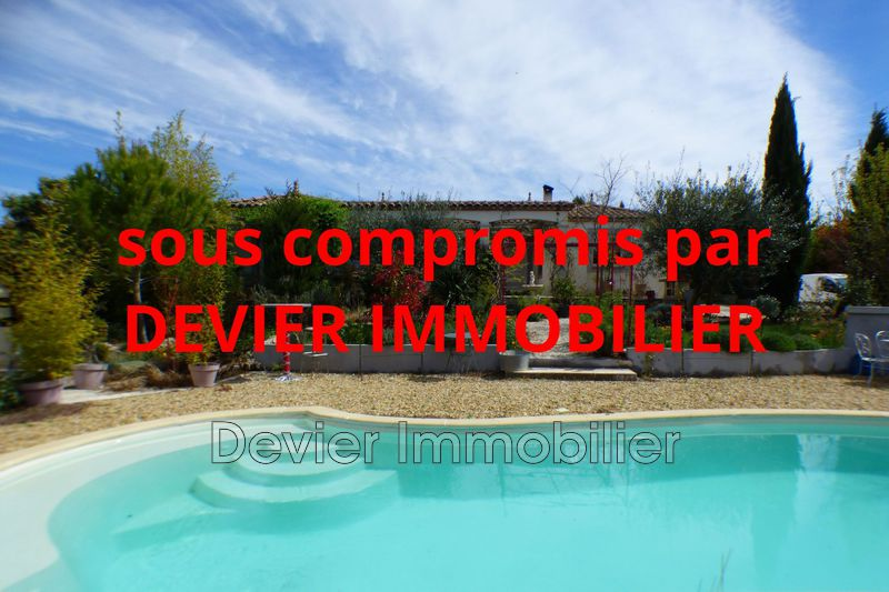 Villa Saint-Hilaire-de-Beauvoir Castries,   achat villa  3 chambres   115m²